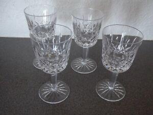 Waterford Lismore Port Glasses