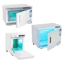 5/16/23L Hot Towel Warmer UV Sterilizer Cabinet Heater Salon Disinfection Beauty