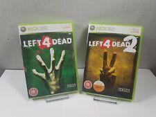 Left 4 Dead 1 et 2 Xbox 360 Game Bundle