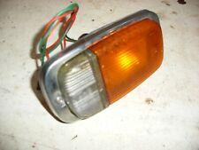 AUSTIN/MORRIS ADO16 FRONT SIDE/INDICATOR LIGHT GENUINE LUCAS USED PART