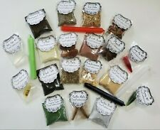 Hoodoo Deluxe Rootwork Kit Herbs Conjure Witchcraft Wicca Magick