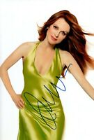 JULIANNE MOORE signed Autogramm 20x30cm HANNIBAL In Person autograph HUNGER GAME
