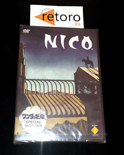SHADOW OF THE COLOSSUS ICO SPECIAL NICO DVD PCPX NUEVO NEW SEALED JAPANESE