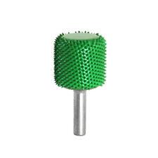 "18C14-50 Green SABURR TOOTH 1//4/"" Cylinder Burr Bit Coarse - 1//8/"" Shank"