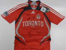 Rare First Season 2007 Toronto FC Adidas Signed Autographed Jersey Size S