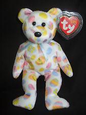 TY BEANIE BABY EGGS 2004 EASTER BEAR - MINT - RETIRED