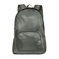 Men Boys Girls Plain Backpack Rucksack School College Travel Laptop Shoulder Bag