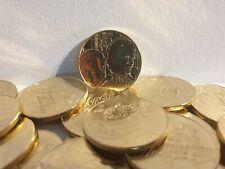 Monnaie 1/4€ Euros Johnny Halliday 60 Ans Souvenirs 2020 - 0,25€