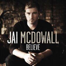Jai McDowall  Believe by (CD, Dec-2011, Sony Music Distribution (USA))