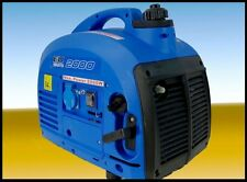 Stromerzeuger 1500 Watt Stromgenerator Notaggregat Benzin Generator Wohnmobil