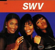 SWV - Sisters With Voices / It's All About U - CD2