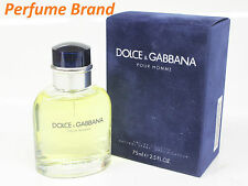 Dolce & Gabbana Pour Homme 2.5 oz 75ml Spray Eau de Toilette For Men
