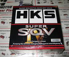 HKS SSQV 4 Super Sequential Blow Off Valve - GENUINE !!