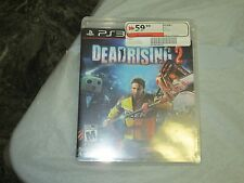 Dead Rising 2 (PlayStation 3, Ps3) brand New