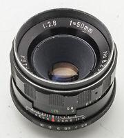 Auto Flex Autoflex 50mm 50 mm 1:2.8 2.8 - M42 Anschluss