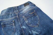 PEPE Jeans MIDONNA Pantalon Femmes Hanche 26/32 w26 l32 bleu darkblue Stone Washed #2