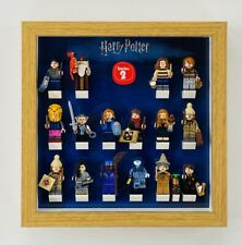 Display Frame for Lego Harry Potter Series 2 minifigures 71028 no figures 25cm