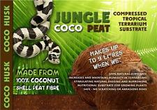 Coco Peat Reptile Frog Lizard Snake Terrarium Substrate
