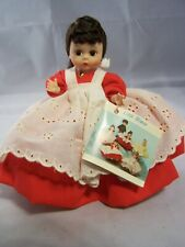"Madame Alexander Little Women Collection 8"" Doll - Jo - Previously Owned"