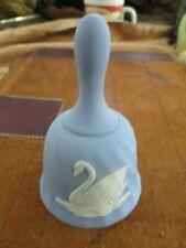 New ListingWedgwood jasperware Jasperware swan bell 3 1/2 inches high