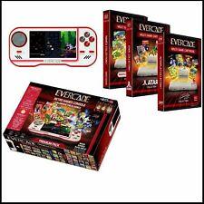 Evercade Handheld Console Premium Pack + 37 Games