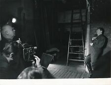 Jean Renoir Daniel Gélin Le Grand Couteau 1957 Clifford Odets photographie