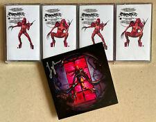 Lady Gaga Chromatica UK Green Cassette 2020 Release RARE