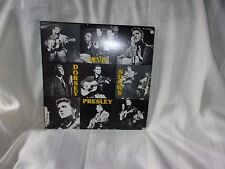 RECORD - 1956 GOLDEN ARCHIVES THE ELVIS PRESLEY DORSEY SHOWS - 1969 MONO GA 100