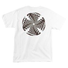 Independent Trucks Spiral Skateboard Shirt White Xl