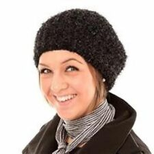 Gorras y sombreros de mujer sin marca color principal negro