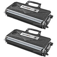 2PK TN360 for Brother TN-360 BLACK Laser Toner Cartridge DCP-7040 7030 DCP-7045N