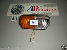 FANALINO ANTERIORE (FRONT LAMPS) DX FIAT X1/9 TRATTORI 1300 BASE INCLINATA  OLSA