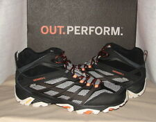 MERRELL MOAB FST MID WATERPROOF Boots  Men's 12  NEW
