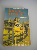 The Corral Of Female Donald Hamilton - Longaresi 1962