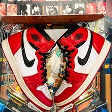 1994 Air Jordan Retro 1 Chicago w/ Box, Tissue & Card. Fiayah.