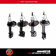 Front Rear Full Set Of 4 Shocks Struts Fit 1998-2002 Subaru Forester