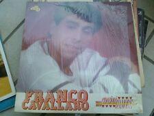 LP FRANCO CAVALLARO EMOZIONI D'AMORE STEP RECORD LINEA SUD EX+