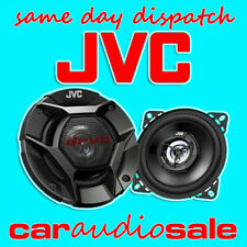 """JVC CS DR420 10CM 4"""" INCH 220 WATTS 2 WAY COAXIAL CAR SPEAKERS SAME DAY DISPATCH"""