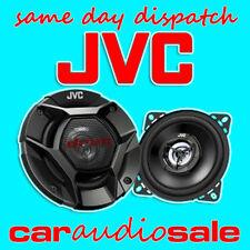 """JVC CS dr420 10cm 4"""" pollici 220 WATT 2 Vie Coassiale Altoparlanti Auto stesso giorno di spedizione"""
