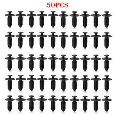 50Pcs~Front Fender Liner Push Type Retainer Clips For Mercedes Benz 1249900492