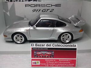 1:18 Porsche 911 GT2 Street 1997 - UT -3L050