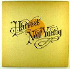 "12"" LP - Neil Young - Harvest - A4876 - Beiblatt - cleaned"