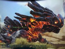 Ark Survival Evolved xBox One PvE - Level 150 Male Magmasaur