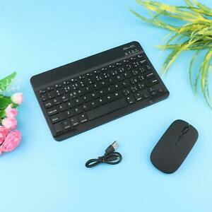 Universal Wireless Bluetooth Keyboard & Mouse 78 Keys Portuguese for Tablet