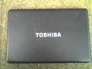 A USED TOSHIBA SATELLITE PRO MODEL C660- 116 LAPTOP , IN  GOOD CONDITION