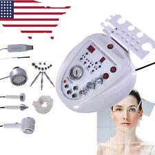 Diamond Microdermabrasion Dermabrasion Peeling 5In1 Facial Skin salon Machine Us