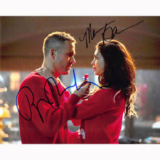 Ryan Reynolds & Morena Baccarin - Dead (84487) Autographed In Person 8x10 w/ COA