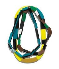 Authentic Marni for H&M Multi-tone, Sectional Lucite Necklaces 3 Mix & Match