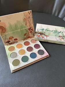 Colourpop x Raw Beauty Kristi Eyeshadow Palette