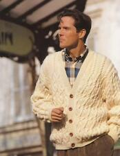 PHILDAR 221~ MEN ONLY~ CHIC-COMFY DESIGNER SWEATERS & CARDIGANS